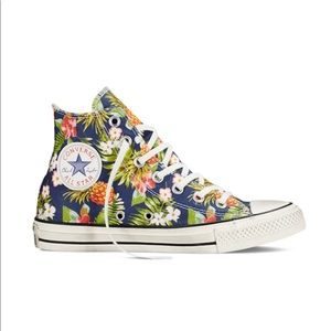 Converse Limited Edition Graphic Pineapple Sneaker